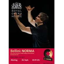 Bild: Norma - Royal Opera House