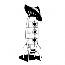 Der Räuber Hotzenplotz und die Mondrakete - Die Badische Landesbühne