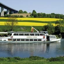 Ruhrtalfahrt - Weiße Flotte