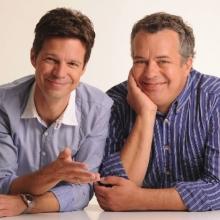 Laktosefrei Lachen mit Zeus & Wirbitzky - Die 2 aus der Morningshow in Heidelberg, 23.11.2017 - Tickets -