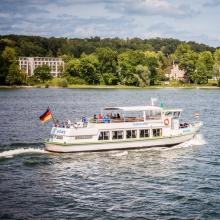 Schiff ahoi und Land in Sicht - Stadtführung in Konstanz
