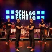 SchlagFertig - Ein Abend voller Rhythmus, Melodien und Überraschungen. in Berlin, 21.09.2018 - Tickets -