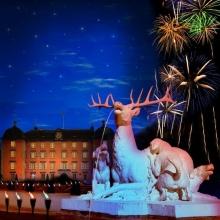 Schwetzinger Lichterfest 2019 - Das Fest für die ganze Familie mit großem Feuerwerk in Schwetzingen, 27.07.2019 - Tickets -