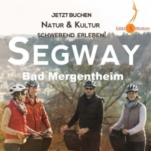 Bild: Segway Tour Bad Mergentheim
