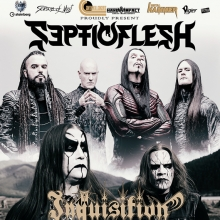 SEPTICFLESH und INQUISITION - Tour 2018