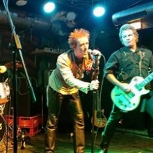 SEX PISTOLS EXPERIENCE - Chaos in the EU Tour 2015