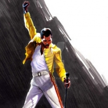 Show must go on - Das Freddie Mercury Musical