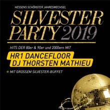 Silvester Party - Kongresshalle Gießen