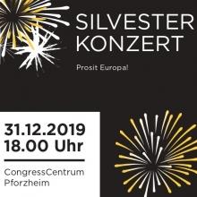 Silvesterkonzert - Südwestdeutsches Kammerorchester Pforzheim