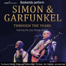 Simon & Garfunkel - Through The Years - Live in Concert - Performed by Bookends