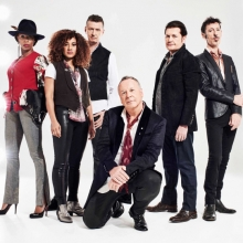 Bild: Simple Minds