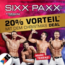 Bild: Sixx Paxx on Tour
