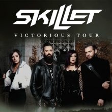 SKILLET - Victorious Tour