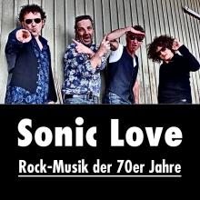 SONIC LOVE & the Rock Revolution