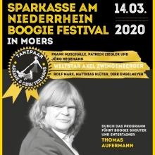 Sparkasse am Niederrhein Boogie Festival in Moers