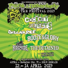 Punk & Disorderly Festival 2019