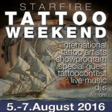Bild: Starfire Tattoo Weekend - Emden
