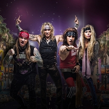 Bild: Steel Panther