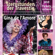 Sternstunden der Travestie - Frauen regieren die Welt! - Weihnachtsshow - Ho Ho Ho