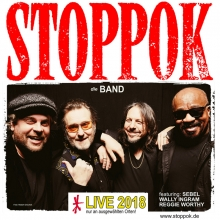 STOPPOK mit Band - Tour 2018 in Berlin, 10.11.2018 - Tickets -