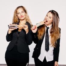 """Suchtpotenzial """"Sexuelle Belustigung"""" mit Ariane Müller & Julia Gámez Martin"""