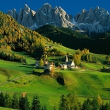 Hartmut Krinitz - Südtirol
