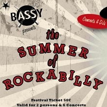 Bild: The Summer of Rockabilly