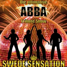 Swede Sensation - The Abba Tribute Show