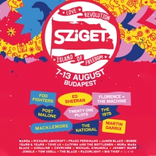 Tagestickets - Sziget 2019 - Tagesticket Samstag