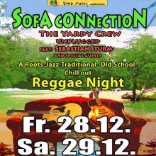 Bild: Sofa Connection - Reggae Night