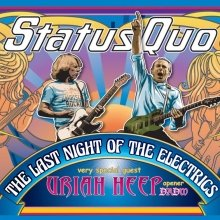 Bild: STATUS QUO  & very special guest URIAH HEEP - THE