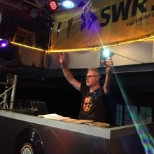Bild: SWR1 Night Fever Party Boat