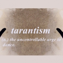 Bild: Tarantism - The uncontrollable urge to dance