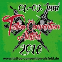 Bild: Tattoo Convention Alsfeld 2018