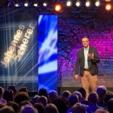 Tetra-Pack, die Comedy-Show - Moderation: Johannes Scherer