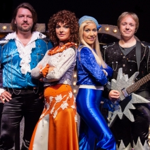 """Thank you for the music"" - Die ABBA Story in Berlin, 19.01.2019 - Tickets -"