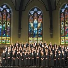 The Bach Choir of Bethlehem (USA) - Konzert mit Chor, Solisten und Kammermusikensemble