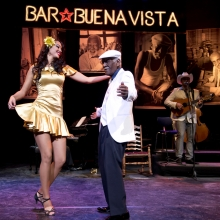 Bild: The Bar at Buena Vista - Grandfathers Of Cuban Music
