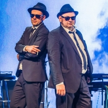 Bild: The Blues Brothers  - Kammertheater Karlsruhe