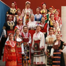 Bild: The Bulgarian Voices Angelite