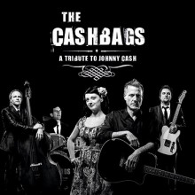 THE JOHNNY CASH SHOW - - presented by THE CASHBAGS in Dransfeld, 20.01.2019 - Tickets -
