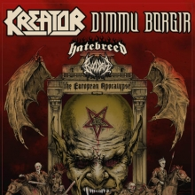 Bild: Kreator & Dimmu Borgir - The European Apocalypse Tour