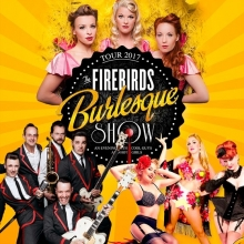 Bild: The Firebirds Burlesque Show