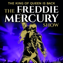 The Freddie Mercury Show - The King of Queen is back