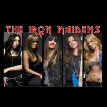 The Iron Maidens - An All Female Tribute To Iron Maiden