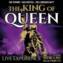 Bild: The King of Queen - Mercuryrealtribute