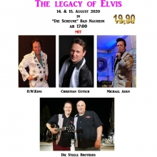 The Legacy of Elvis