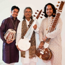 Bild: The Maharaj Trio