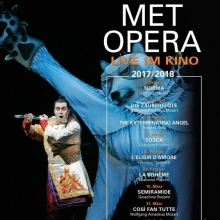 The Metropolitan Opera - Schauburg Cineworld