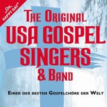 The Original USA Gospel Singers & Band - Einer der besten Gospel-Chöre der Welt in Langen, 27.01.2019 - Tickets -